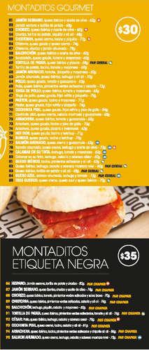 100 montaditos- Page 1