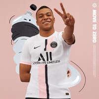 Jersey Nike Paris Saint-Germain Visita 2122