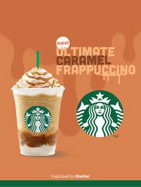 Nuevo Caramel Frappuccino