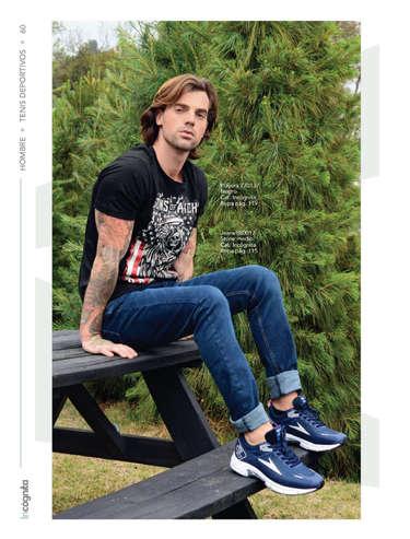 Catálogo Incógnita Calzado Hombre Otoño Invierno 2019- Page 1