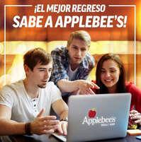 Regresa a Clases con Applebee's