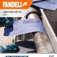 Lijas para metal
