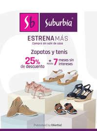 Zapatos 25% de descuento