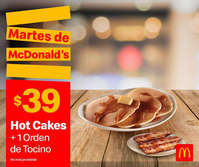 Martes de hot cakes
