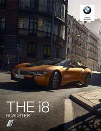 BMW i8 Roadster 2020