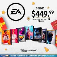 Promo juegos EA