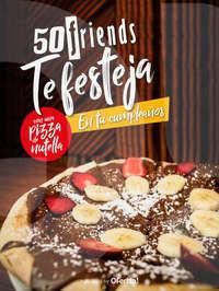 Festeja tu cumpleaños con una pizza de Nutella