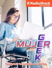 Mujer Geek