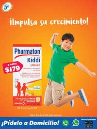 Pharmaton Kiddi - Servicio a domicilio