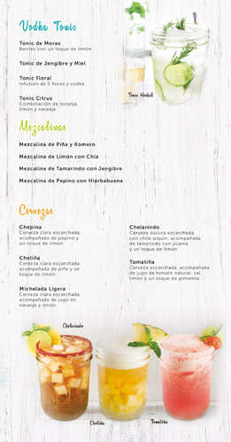 Menú Bar- Page 1