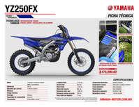 YZ250FX
