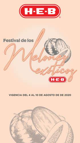 FESTIVAL DE LOS MELONES EXÓTICOS- Page 1