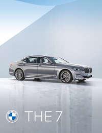 BMW 745e 2021