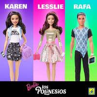 Barbie edición Los Polinesios