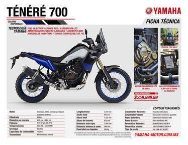 Tenere 700- Page 1
