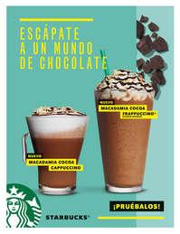 Escápate a un mundo de chocolate