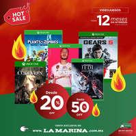 Hot Sale - Videojuegos