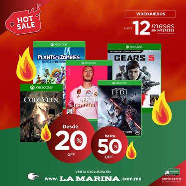Hot Sale - Videojuegos- Page 1