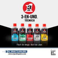 Limpieza y lubricación por los expertos