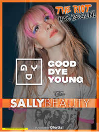 Good Dye Young en Sally Beauty