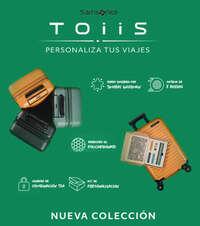 Nueva colección Toiis