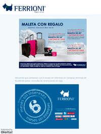 3d81354dd Folletos de Ferrioni en Aguascalientes. Promociones. Ver catálogo