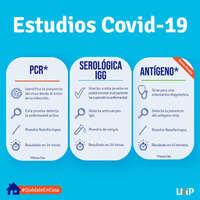Estudios Covid-19