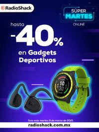 Gadgets Deportivos