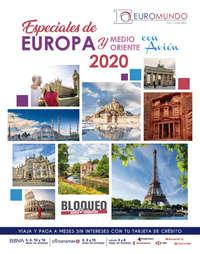 Especiales de Europa 2020