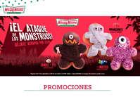 !El ataque de los monstruos!