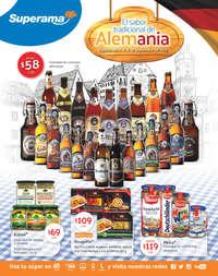 El sabor tradicional de Alemania
