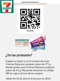 Cremax gamesa 2x1