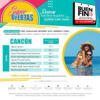 Buen Fin Cancún