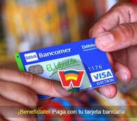 Paga con tu tarjeta bancaria