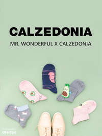 Mr. Wonderful x Calzedonia