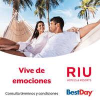 Promociones en hoteles RIU