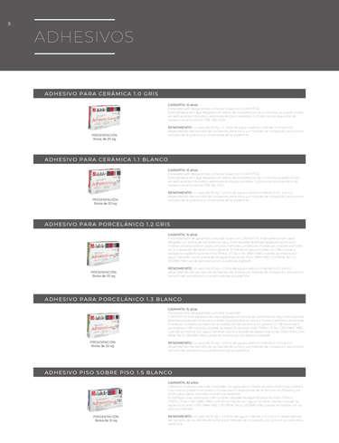Catalogo Daltile 2020- Page 1