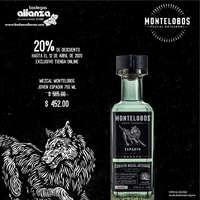 Mezcal Montelobos