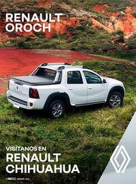 Renault Oroch - Chihuahua