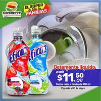 Promo Detergente Líquido
