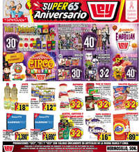 Super 65 Aniversario - Hermosillo