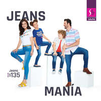 Jeans Manía