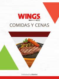 Wings comidas