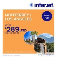 Monterrey -  Los Ángeles