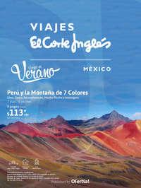 Llegó el Verano - Perú y la Montaña de 7 Colores
