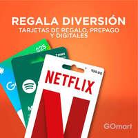 Netflix , Spotify y más