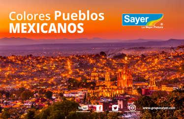 Colores Pueblos Mexicanos- Page 1
