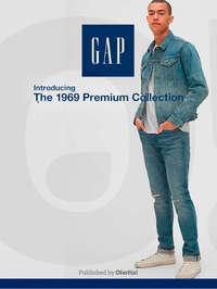 GAP 1969 collection