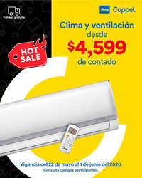 Hot Sale - Aire acondicionado