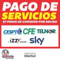 Pago de servicios